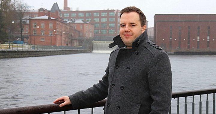 SDP Tampere | Ari Wigelius